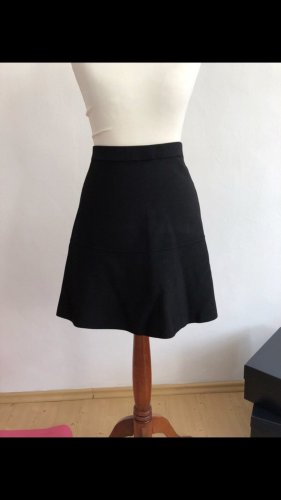 Zara Stretch Skirt black