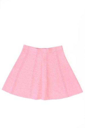 Zara Rock Größe M pink