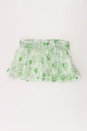 Zara Rock grün Größe S