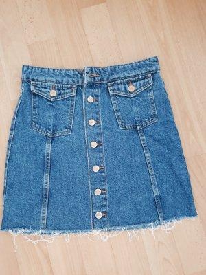 Zara Rock Jeans jeansrock
