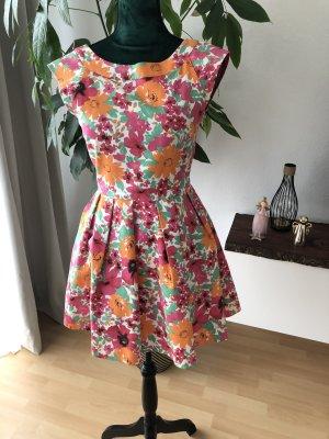 Zara rockabilly Style kleid