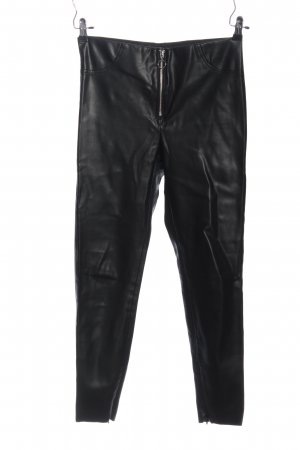 Zara Röhrenhose schwarz Elegant