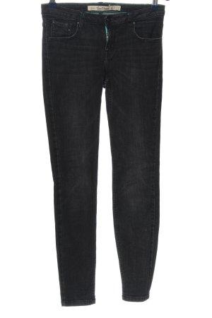 Zara Tube Jeans black casual look