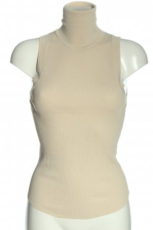 Zara Neckholder Top natural white casual look
