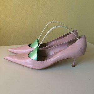 Zara rosafarbene Pumps Gr. 40
