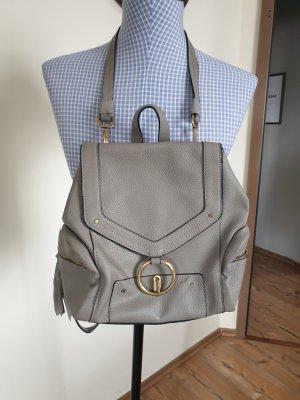 Zara Carrito de mochila gris