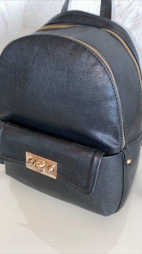 Zara Mini sac à dos noir