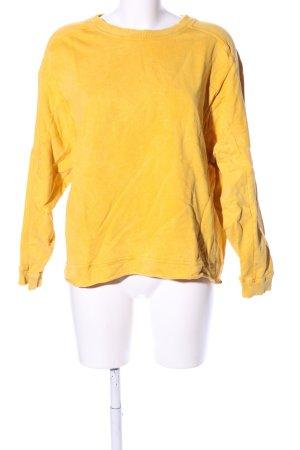 Zara Crewneck Sweater primrose casual look