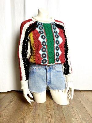 Zara S/S 2018 Collection Pullover Häkel Strick Cosy Blogger Street Style Vintage 70ies