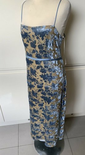 Zara Samtkleid Seide Limited Edition 2020 Gr. S neu mit Etikett