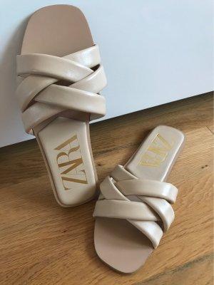 Zara Sandale/Pantolette *neu*