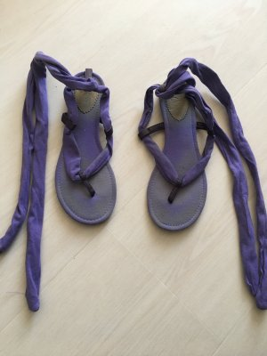 Zara Sandaletten zum Binden