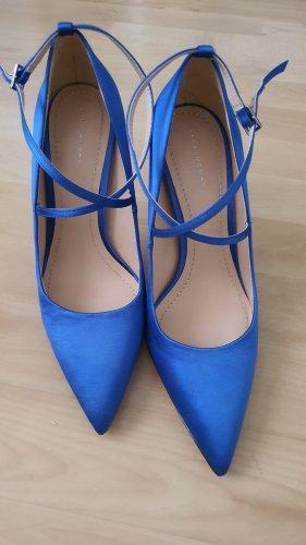 Zara Satin Schuhe