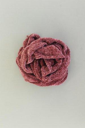 Zara Schal rot aus Polyester