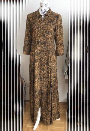 Zara Schlange print Kleid