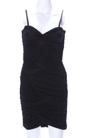 Zara Tube Dress black business style