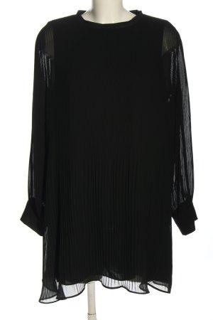Zara Schlupf-Bluse schwarz Elegant