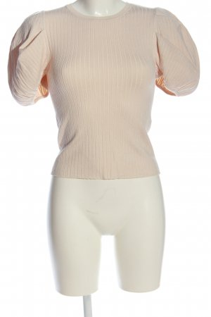Zara Slip-over Blouse cream casual look