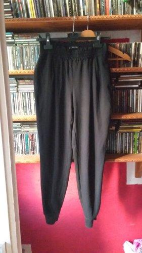 Zara Basic Pantalón estilo Harem negro
