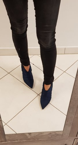 Zara Oxfords blauw