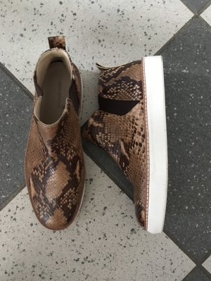 Zara Sneakersy wciągane Wielokolorowy