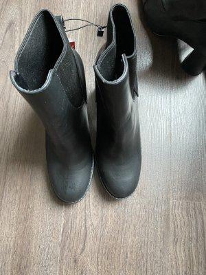 Zara Heel Boots black