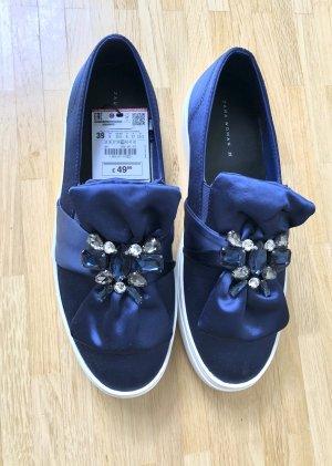 Zara Schuhe blau Gr.39