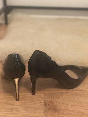 Zara Schuhe schwarz