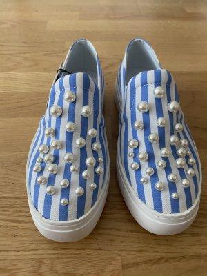 ZARA Schuhe/Sneaker mit Perlen