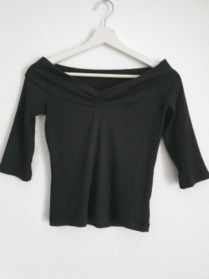 Zara schulterfreier Pullover