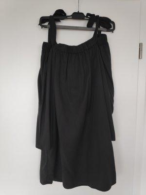 ZARA Schulterfreies Minikleid