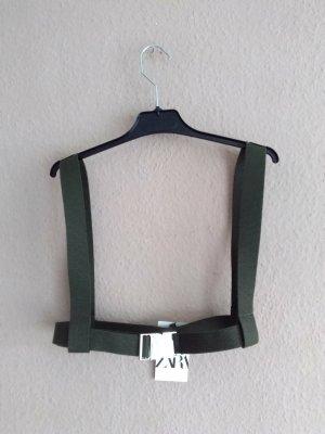 Zara Schultergürtel aus Baumwolle, Grösse 80, neu