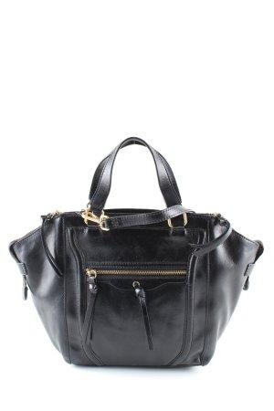 Zara Shoulder Bag black casual look