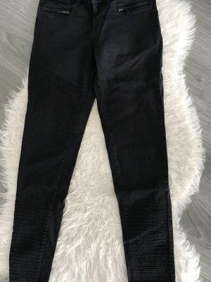 Zara schwarz Hose