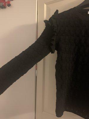 Zara schwarze Bluse