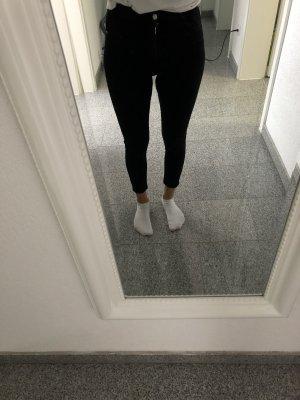 Zara schwarze Jeans