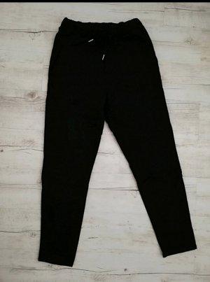 Zara schwarze Jogginghose