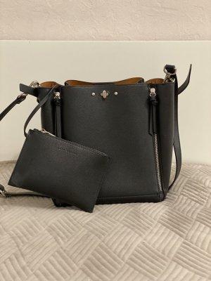 ZARA - Schwarze Tasche