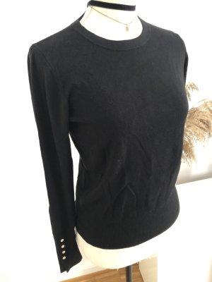 Zara schwarzer Pullover, Gr. S, NEU