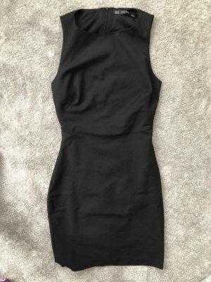 Zara schwarzes figurbetontes Minikleid, Gr. XS, NEU