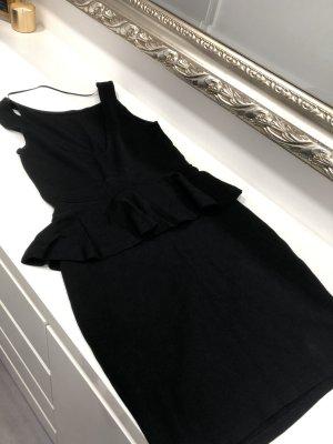 Zara schwarzes kurzes Kleid