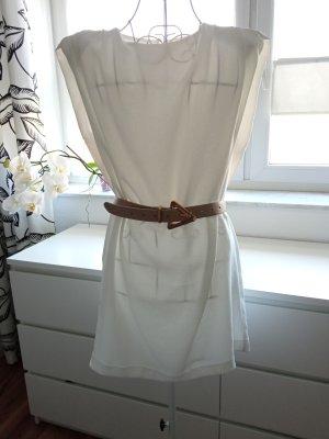 Zara sehr schönes sommer Kleid Gr.M/38 weiß