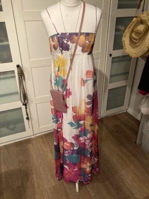 Hallhuber basic Empire Dress multicolored