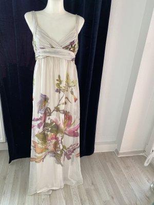 Zara SeidenKleid Sommerkleid Maxikleid M