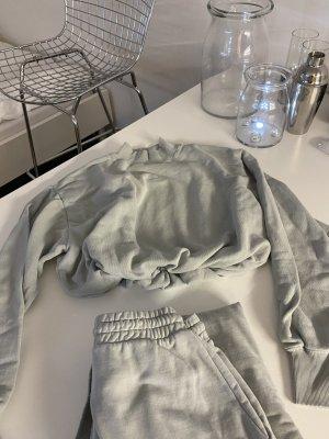 Zara Woman Leisure suit light grey