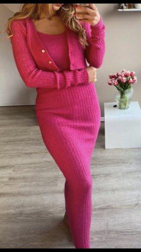 Zara Set Strickkleid Pullover Gr. S. Neu