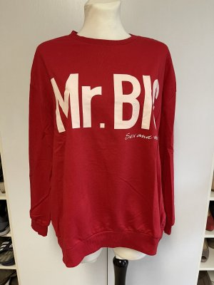 Zara Sex and the City Mr. BIG sweatshirt M neu
