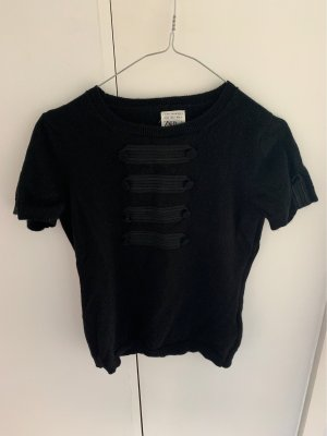 Zara Empire shirt zwart Kasjmier
