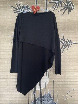 Zara Shirt asymmetrisch Lagenlook