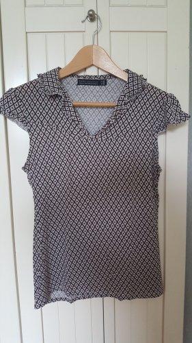 Zara Shirt  braun gemustert  M